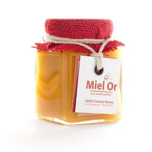 Litchi Creamy Honey