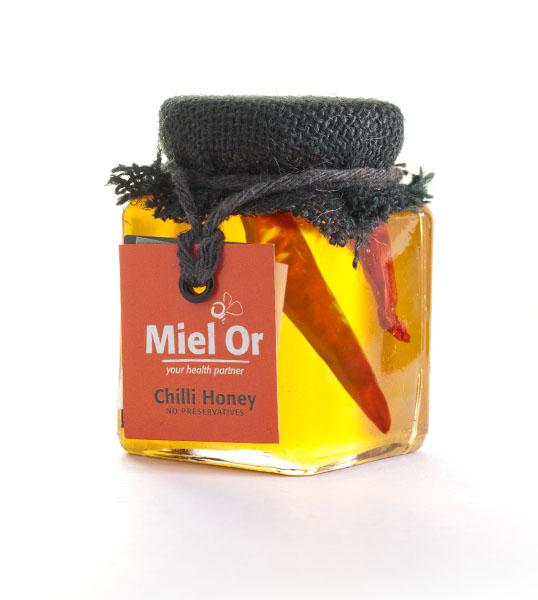 Chilli Honey